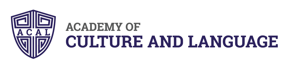 Academy of Culture and Language (ACAL) Logo